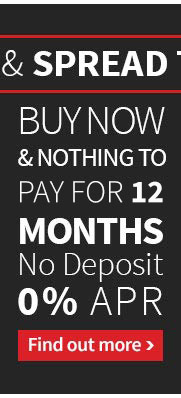 Buy Now Pay Later Now Available