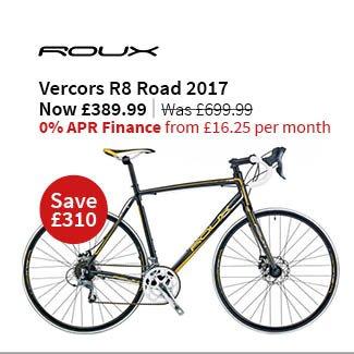 Roux Vercors R8 2017 - Road Bike