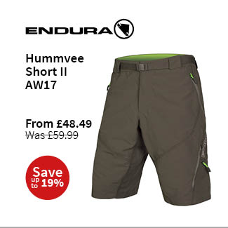 Endura Hummvee Cycling Short II AW17