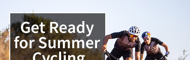 Get Ready for Summer Cycling