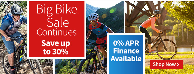 Big Bike Sale Continues
