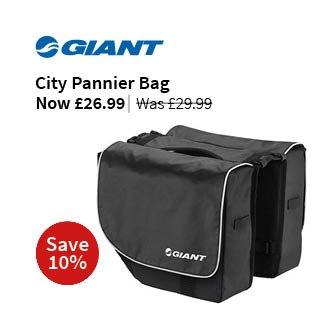Giant City Pannier Bag