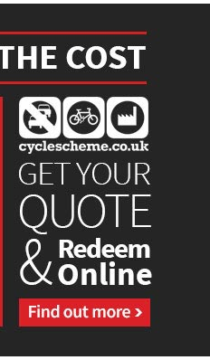 We Now Accept Cycle To Work Vouchers On Site
