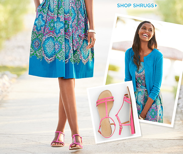 Shop Shrugs