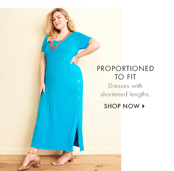 Proprtioned To Fit