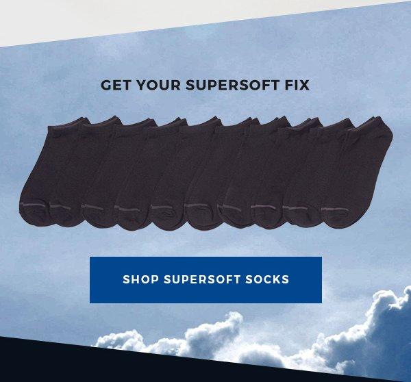 Shop supersoft socks