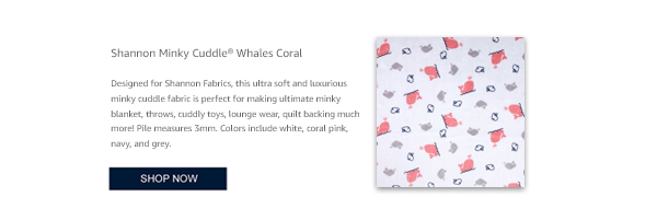 Shannon Whales Coral
