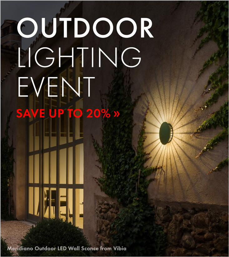 Save up to 20%. Outdoor Lighting Event.