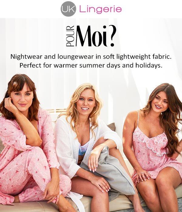 Pour Moi Nightwear
