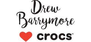 Drew Barrymore x Crocs