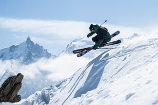Skis, Outerwear & Accessories