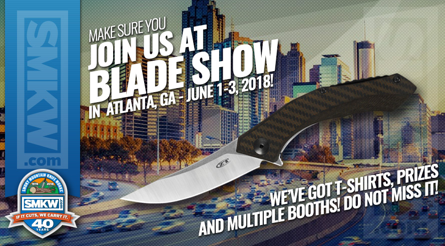 More info on BLADE Show