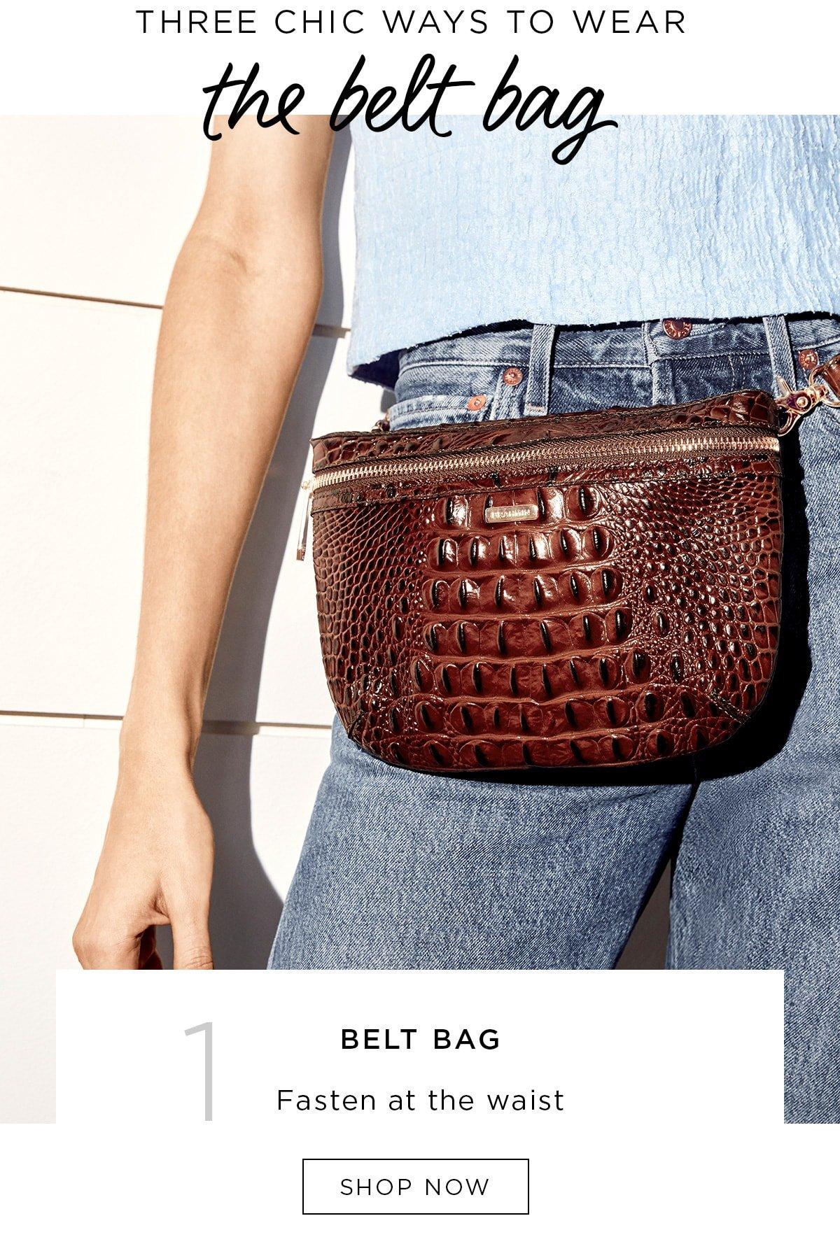 Belt Bag Pecan