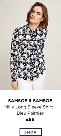 Milly Long Sleeve Shirt