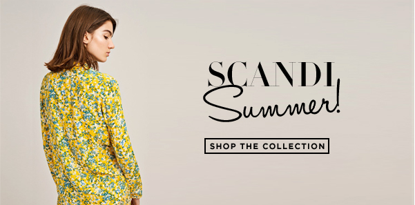 Scandi Summer - Shop The Collection