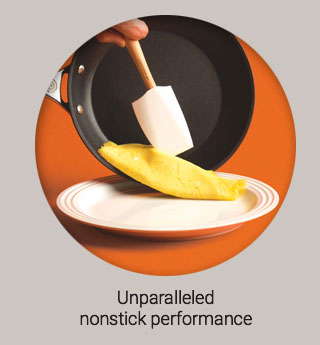 unparalleled nonstick performance