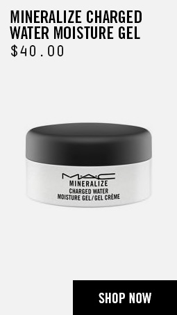MINERALIZE CHARGED WATER MOISTURE GEL $40.00