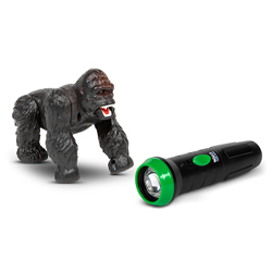 World Tech Toys RC Creatures Remote Control Infrared Gorilla
