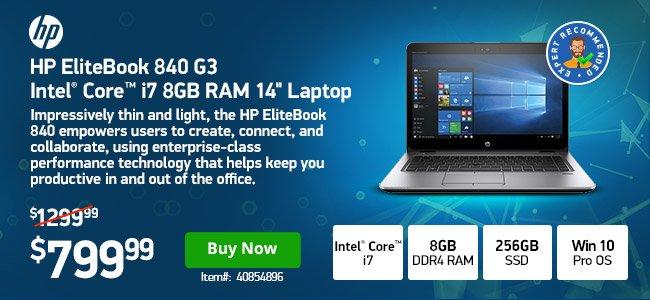 HPI 8GB DDR4 Core i7 <span style='color:#cc0000;'>Pro</span> Laptop 40854896 Shop Now