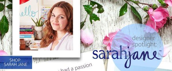 Shop Sarah Jane