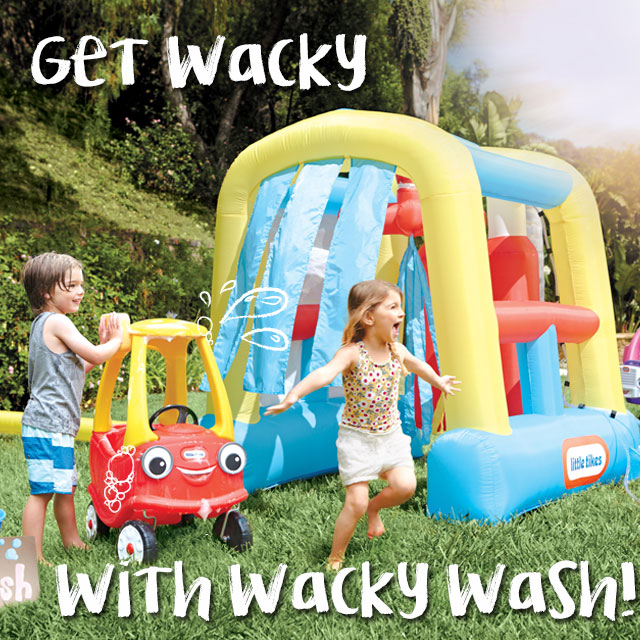 Little Tikes Water Toys!