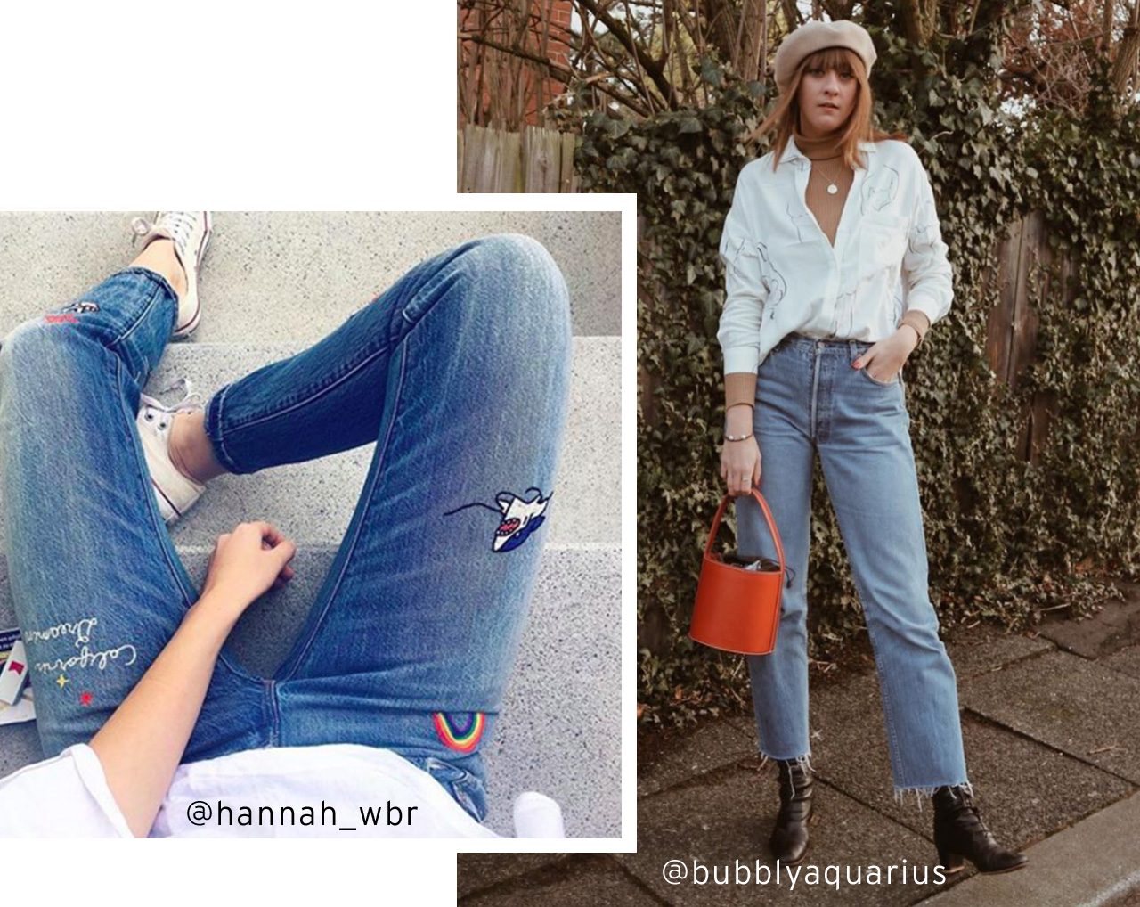 Fashion trends come and go. But a pair of original 501 Jeans never go out of style!  Customer review from LevisFan507