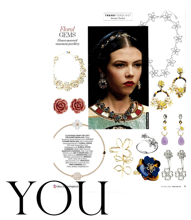 As seen in YOU Magazine