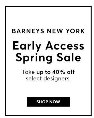 Sale At Barneys