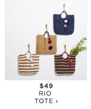 $49 - RIO TOTE