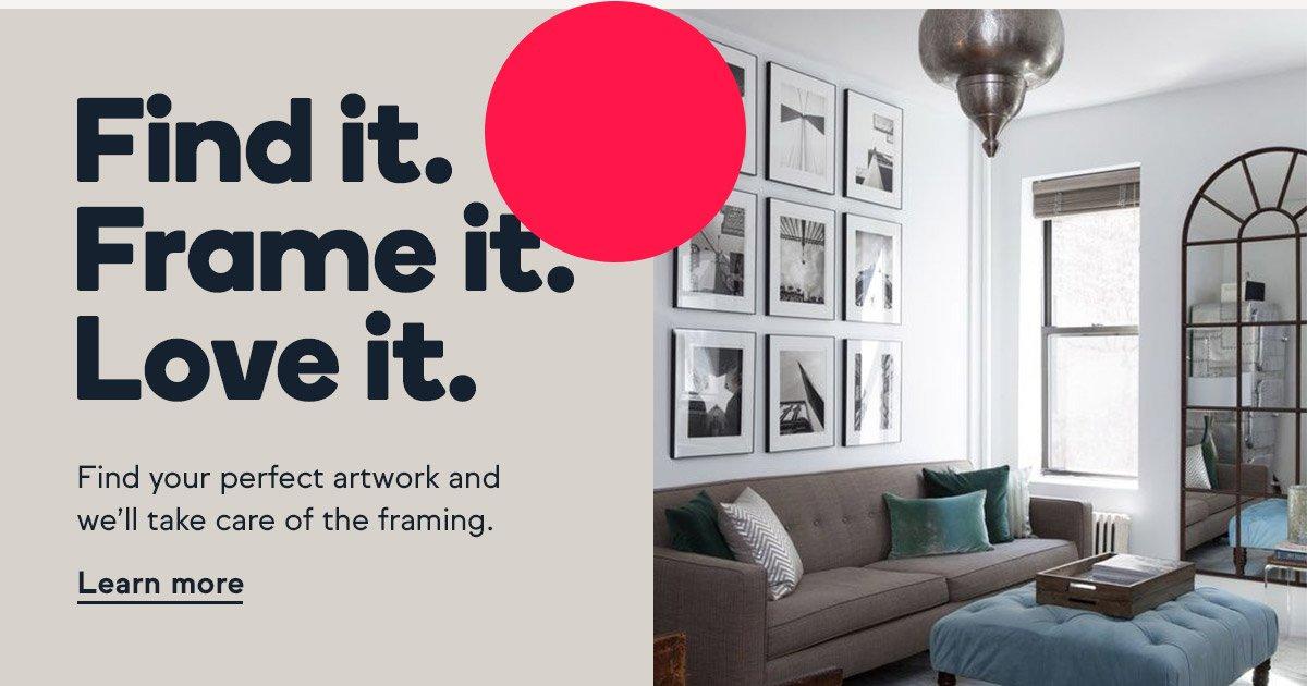 Artfinder Framing Studio