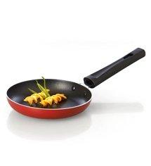 Anjali Mini Red Matte Frying Pan