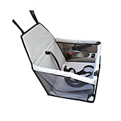 Cat Dog Car Seat Cover Pet Carrier Adjust...