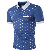 Men's Casual Cotton Shirt - Solid Colored...