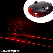 Bike Lights Rear Bike Light Laser LED Cyc...