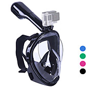 Snorkel Mask Diving Mask Leak-Proof 180 D...