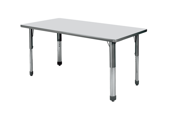 PASTEL DRY ERASE TABLE