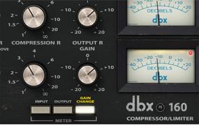 dbx 160 Compressor / Limiter
