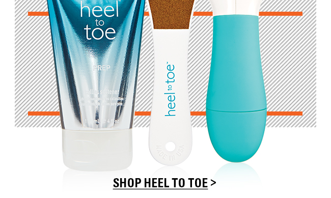 B2G1 Free Heel to Toe