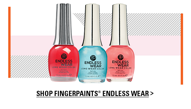 B1G1 50% off Finger Paints Endless Wear