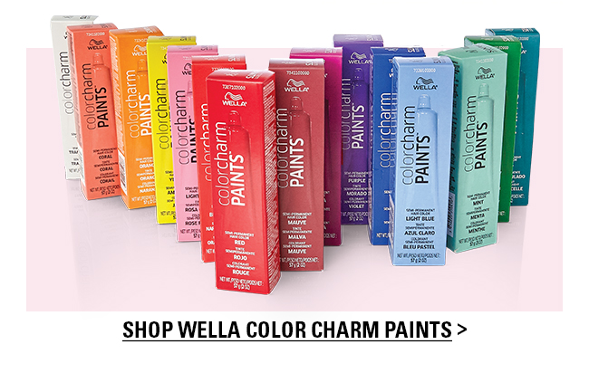 B1G1 50% off Wella Color Charm Paints