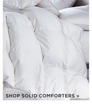 Shop Solid Comforters
