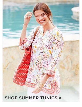 Shop Summer Tunics