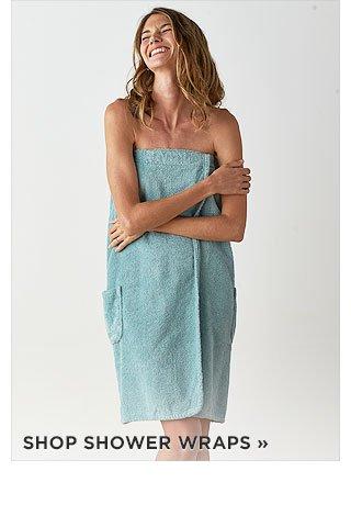 Shop Shower Wraps
