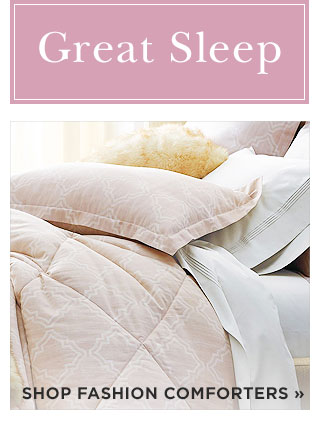 Shop Fashion Comforters