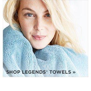 Shop Legends Bath Towels