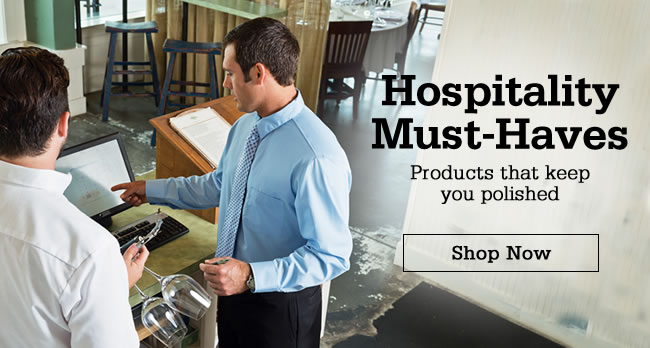 Hospitality Must Haves