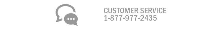 Customer Service 1-877-977-2435