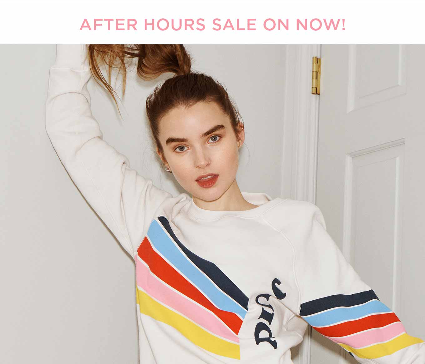 AFTER HOURS SALE ON NOW!