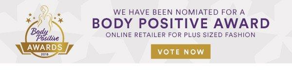 Body Positive Award