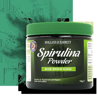 SUPERFOODS SPIRULINA POWDER